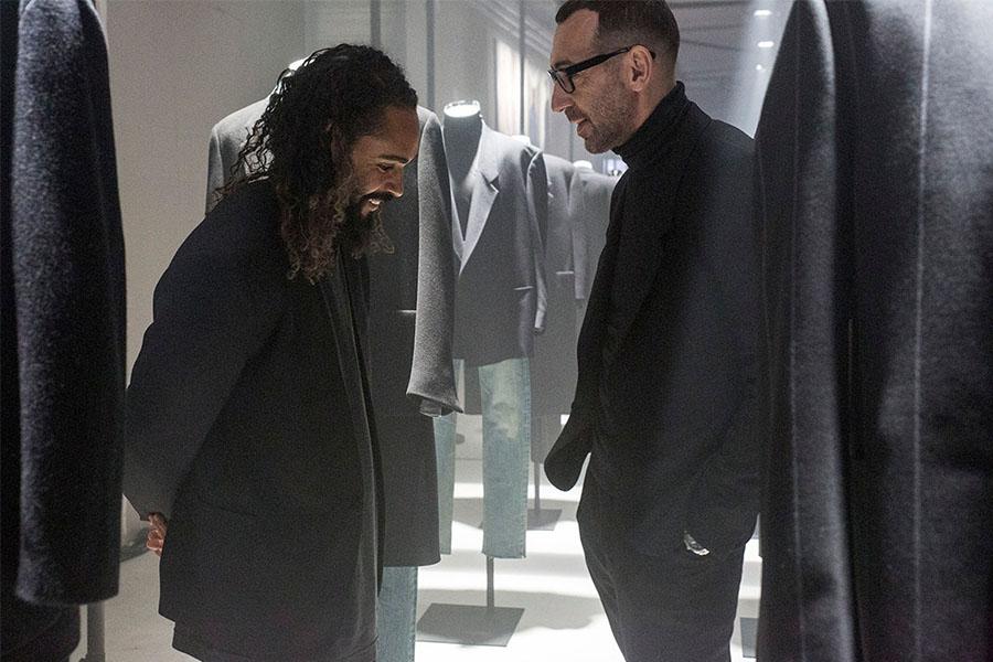 Fear of God Exclusively for Ermenegildo Zegna<br>両極端の独創性の融合が見据えるメンズファッションの未来