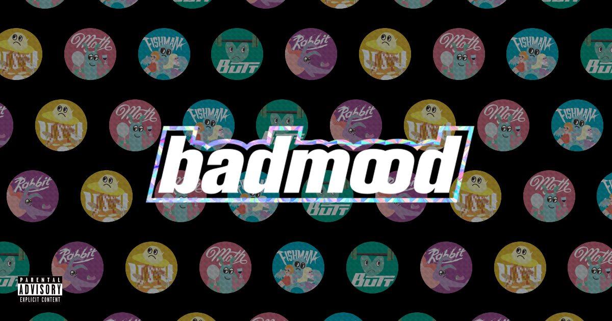 Fukase / SEKAI NO OWARIのアニメーションプロジェクト「BAD MOOD」