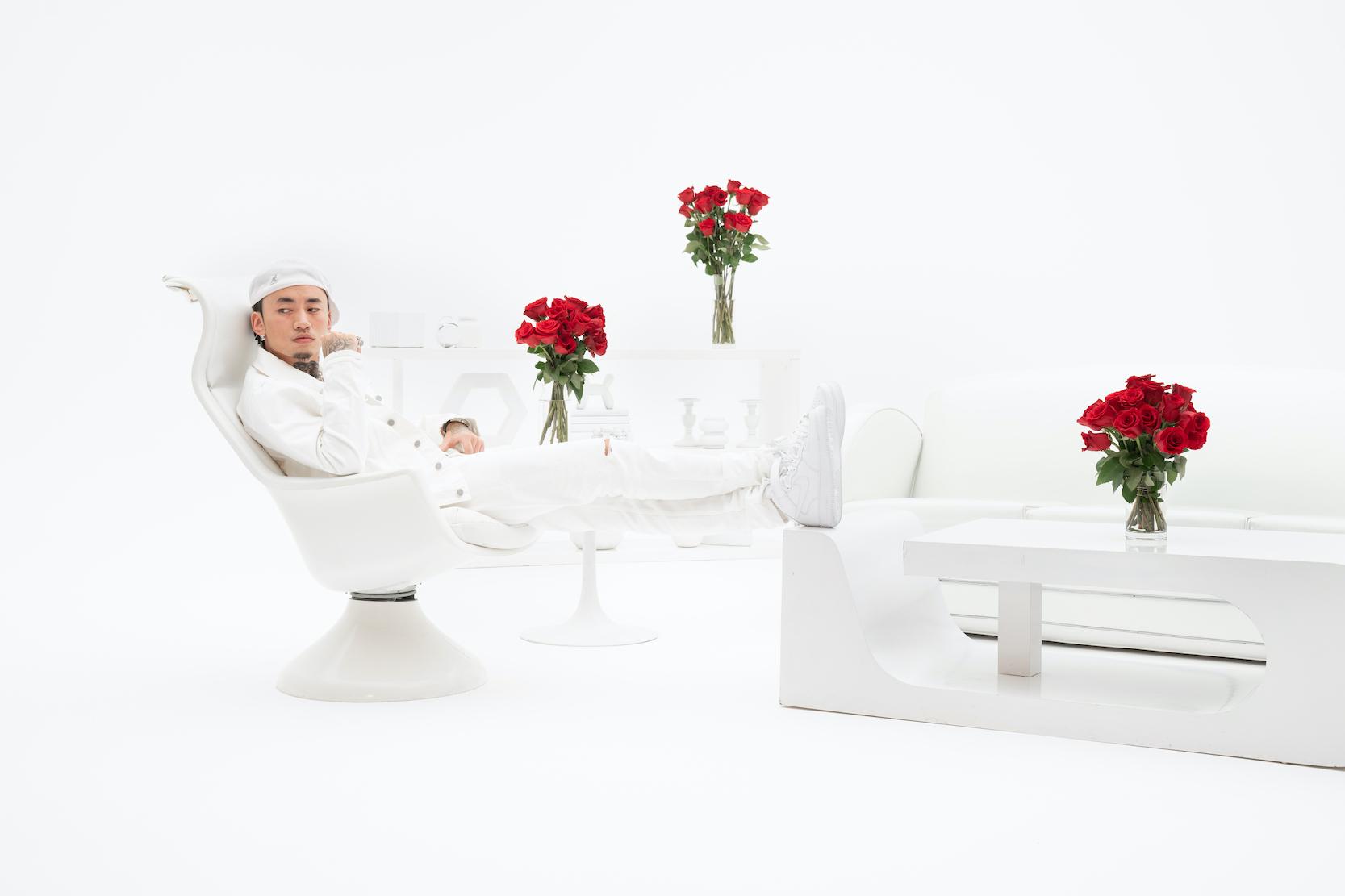 中国人ヒップホップアーティストMasiweiが初のソロアルバムリリース