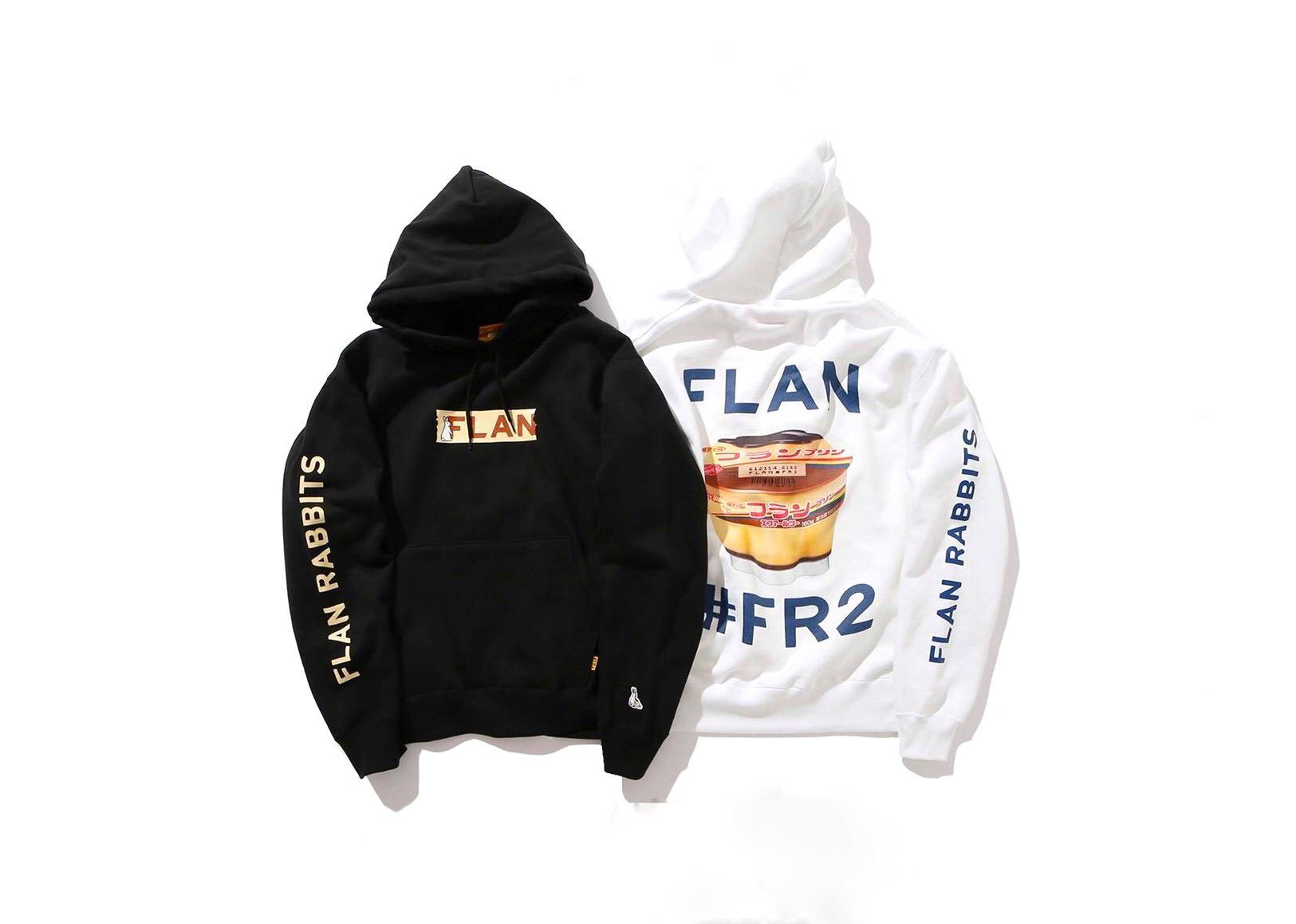 ブルックリン発FLANと#FR2のコラボ限定カプセルコレクション発売