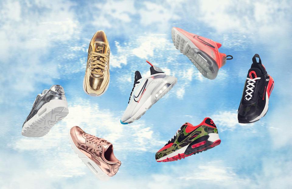 Nike、「エア マックス デー」に3 つの新パック発売