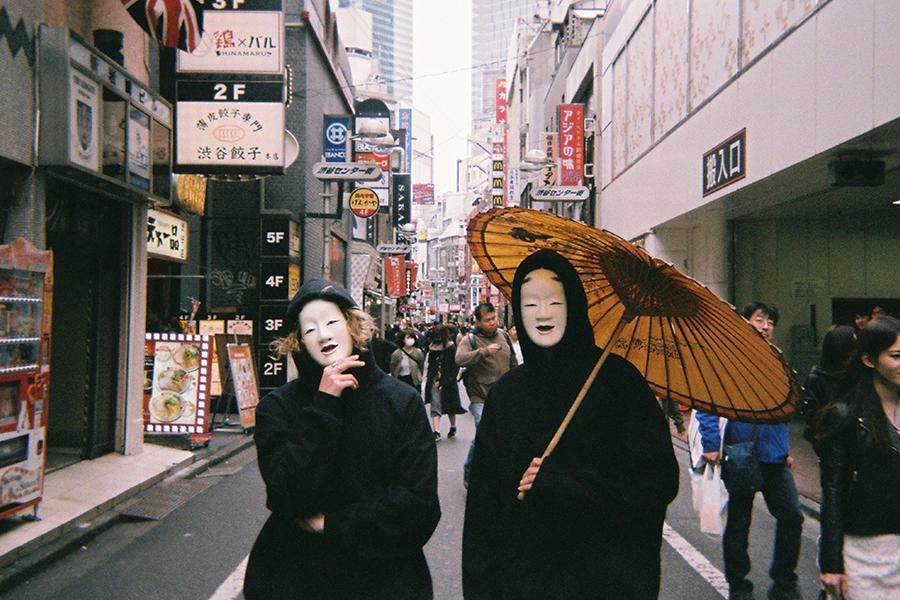 DENTO派生WAKON、デビューシングル「Tokyo is Dying」を世界へ配信