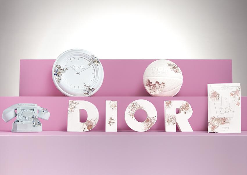 DIOR、ダニエル・アーシャムによるエクスクルーシブコレクション発売