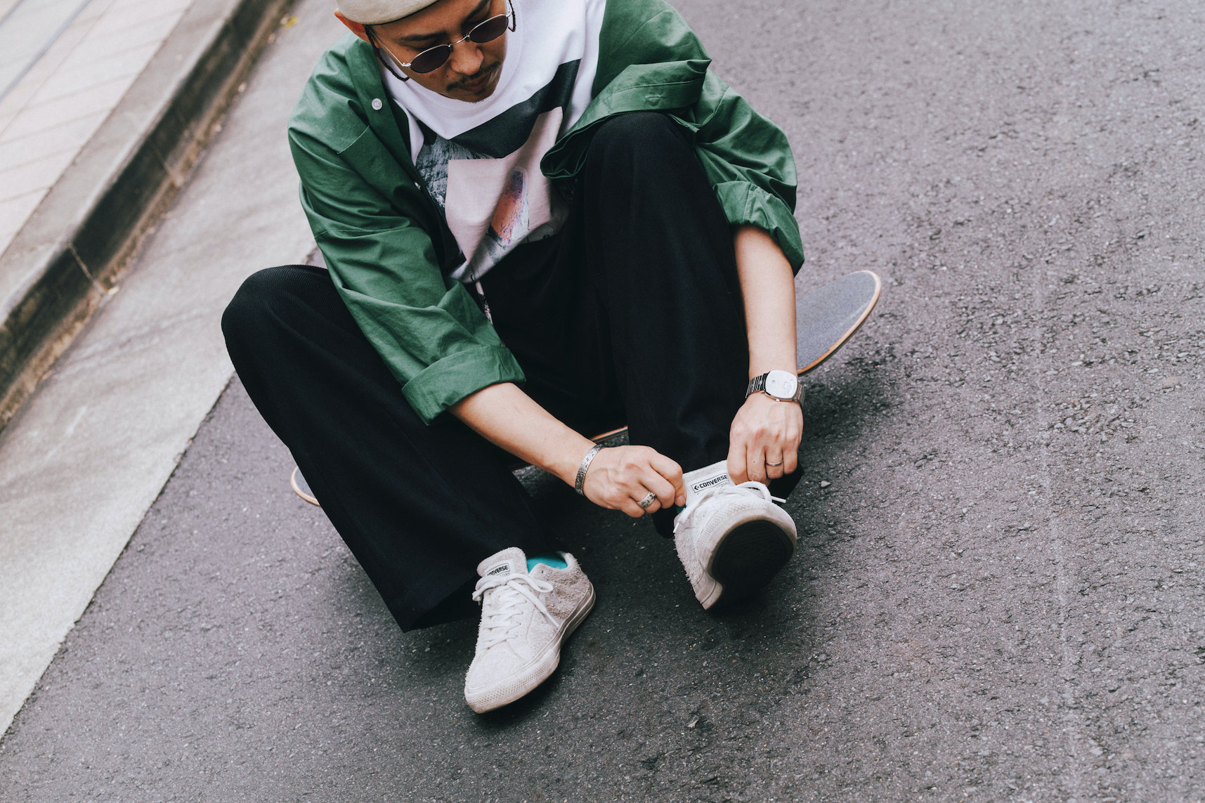 CONVERSE SKATEBOARDING、上野伸平とのショートクリップ公開