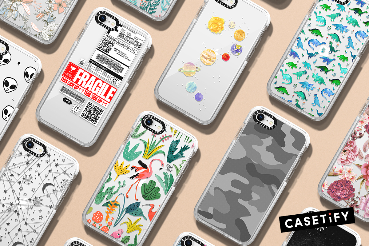 CASETiFY、iPhoneSE2対応ケース発売
