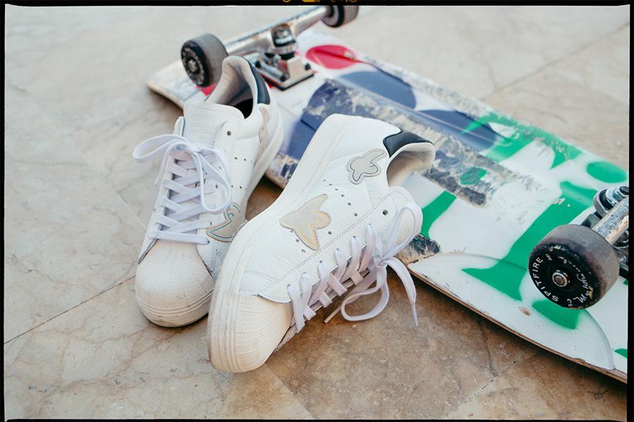 adidas Skateboarding、マーク・ゴンザレスとのSuperstar50周年モデル発売