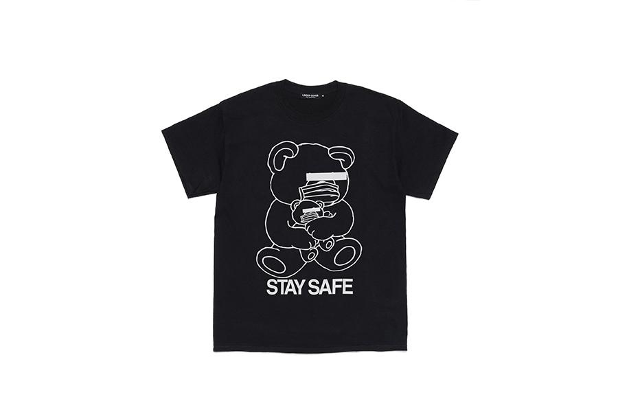 UNDERCOVER、公式オンラインストア限定Tシャツ受注販売
