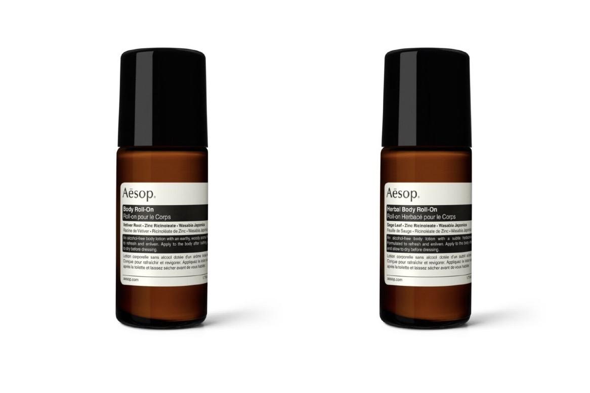 Aēsop、エッセンシャルオイル配合ボディ用保湿液発売