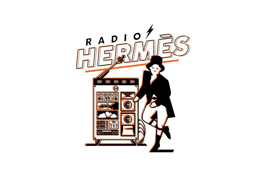 Hermès、昨年9月配信ラジオエルメスを期間限定で再放送