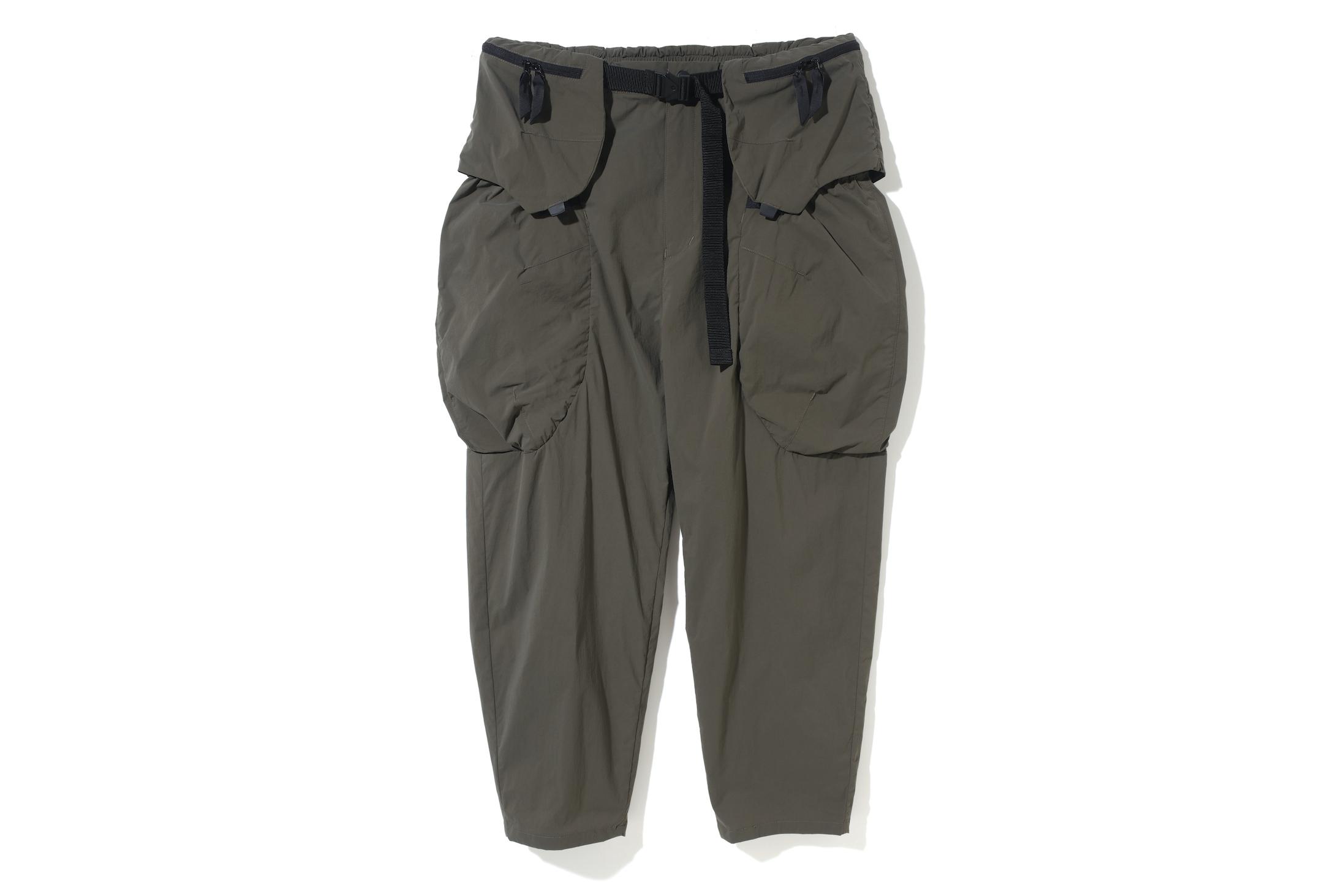alk phenix、収納機能兼ねた大容量ポケット付きパンツ発売