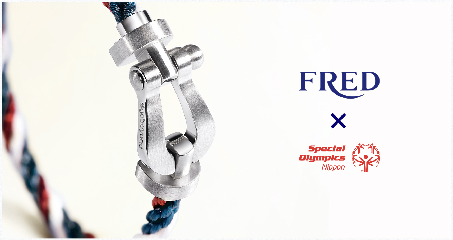 FRED、アイコンコレクション「フォース 10」から新作発売