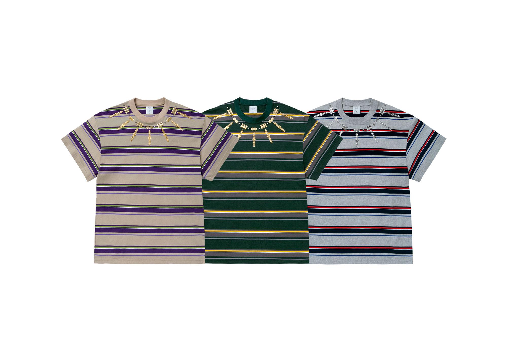 MISTERGENTLEMAN、YOSHiKO CREATiONとのコラボTシャツ発売