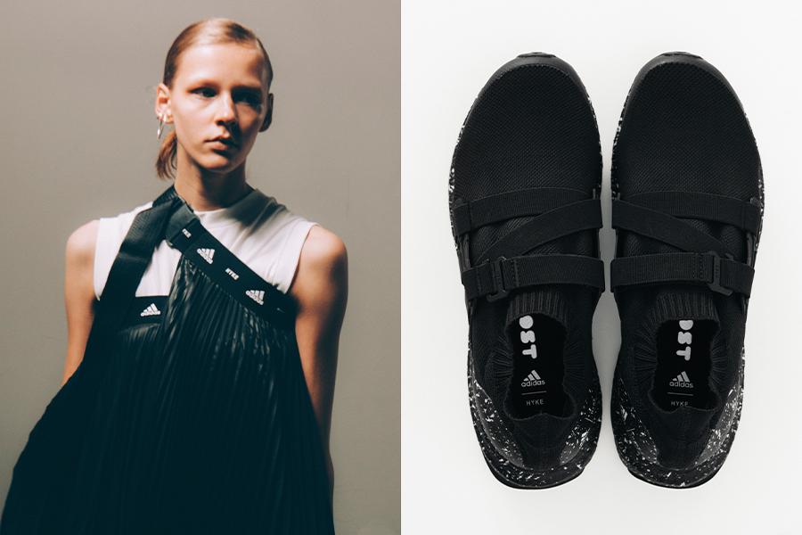 adidas by HYKE、2020年春夏コレクション発売