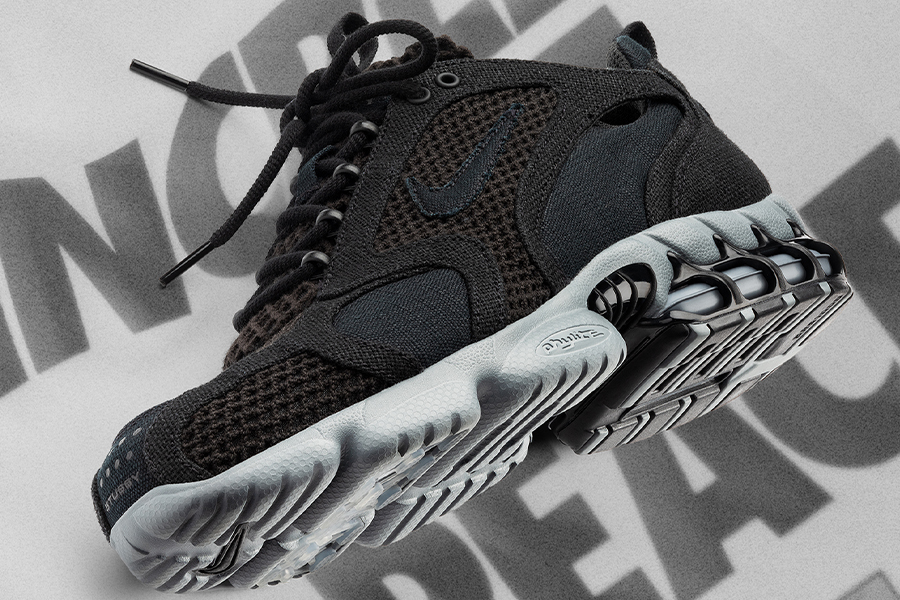 STÜSSY & Nike、シックな配色の新作コラボスニーカー発売