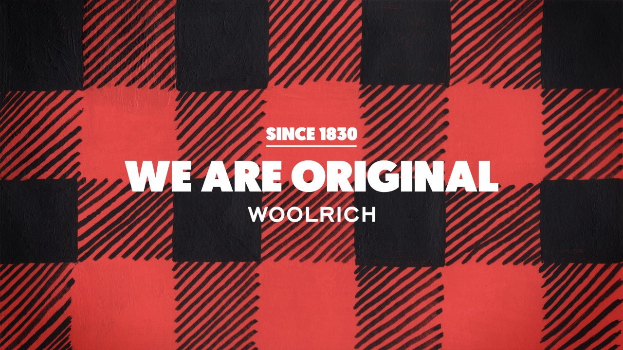WOOLRICHが190周年特設サイト開設 バッファローチェックの真髄に迫る