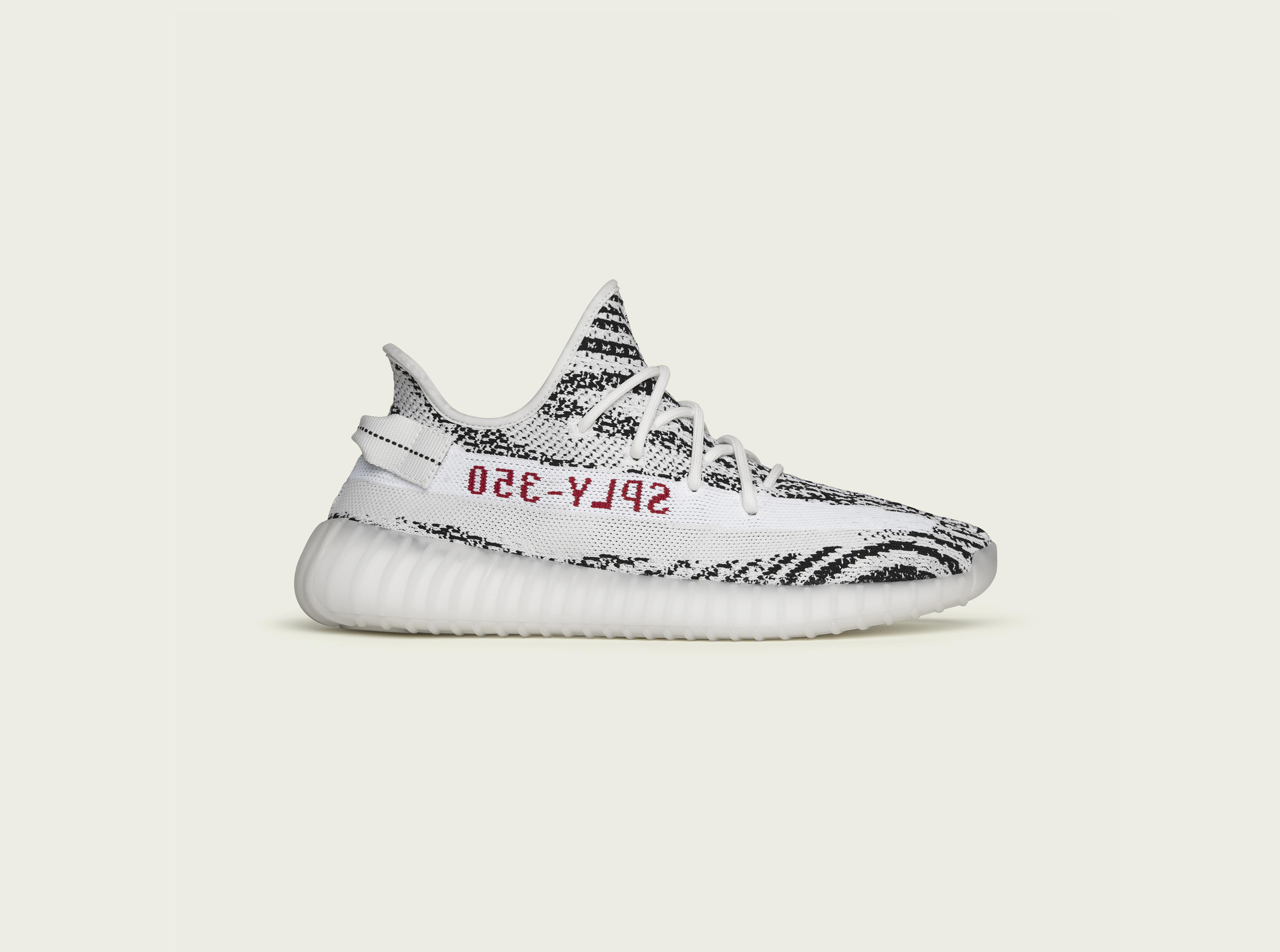 adidas + KANYE WEST、「YEEZY BOOST 350 V2」再発売