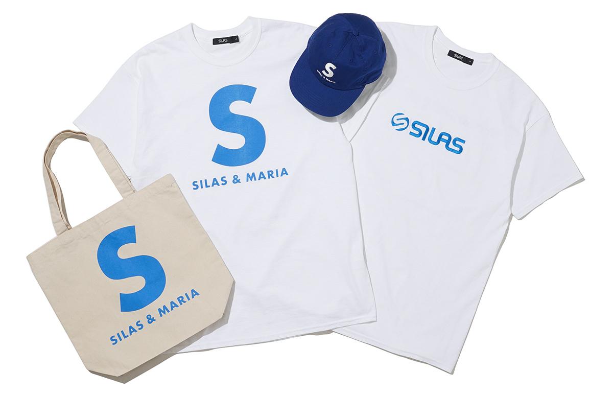 SILAS、ポップアップストアオープン 記念アイテムも発売