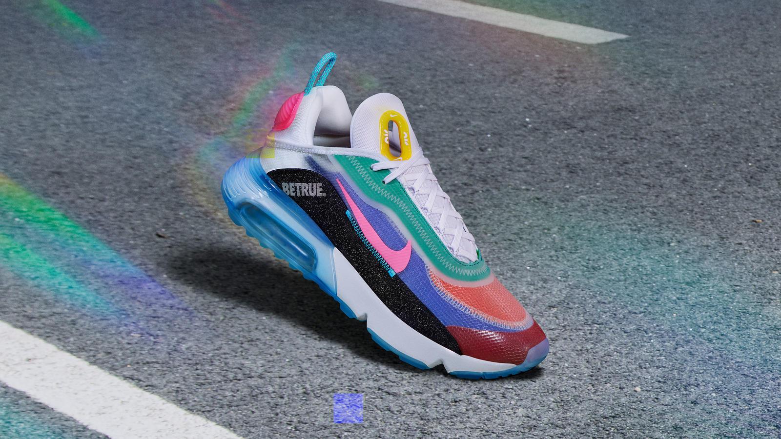 Nike、2020 BeTrue コレクション発売 LGBTQIA+をフィーチャー