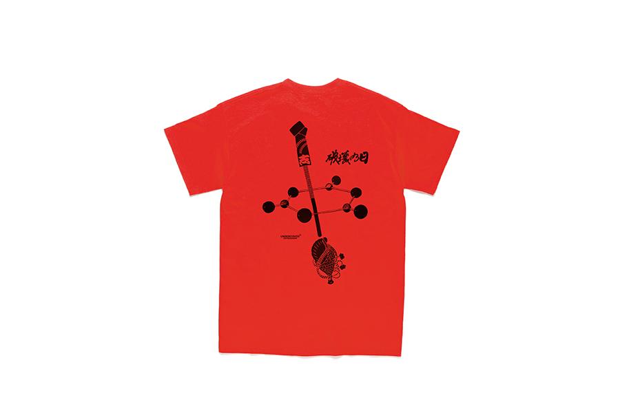 UNDERCOVER、豊田利晃による最新作「破壊の日」制作支援Tシャツ受注発売開始