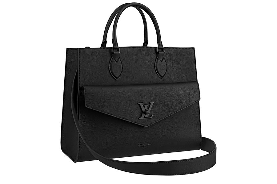 Louis Vuitton、A4サイズも収納可能な「LOCKME」トート発売
