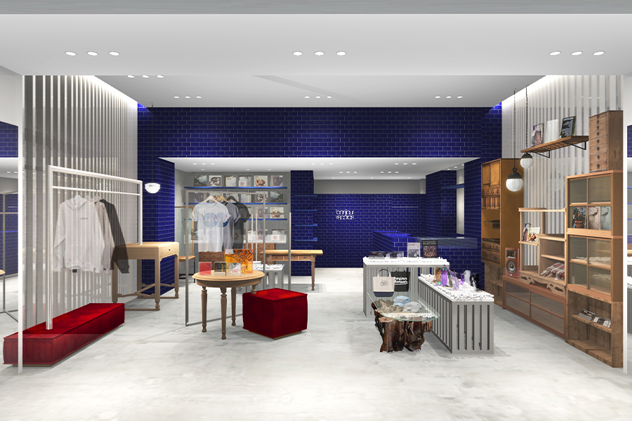 bonjour records、京都の新生「新風館」内にストアをオープン