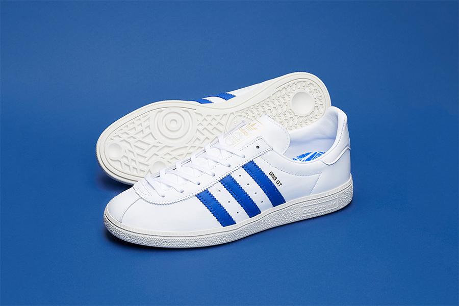 Sneakersnstuff、adidasと共同開発した限定コレクション「SNS GT」発売