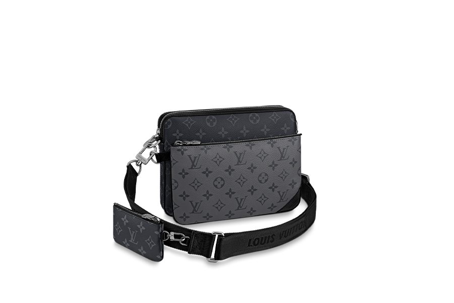 Louis Vuitton、新ライン「モノグラム・エクリプス リバース」発売