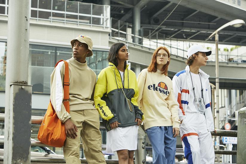RAYARD MIYASHITA PARKに新業態「ellesse TOKYO」オープン