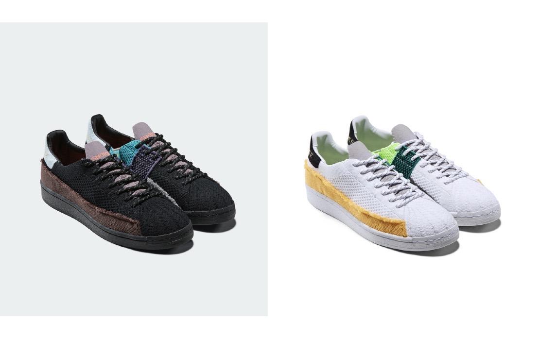 adidas、ファレル・ウィリアムスとコラボしたSUPERSTAR発売