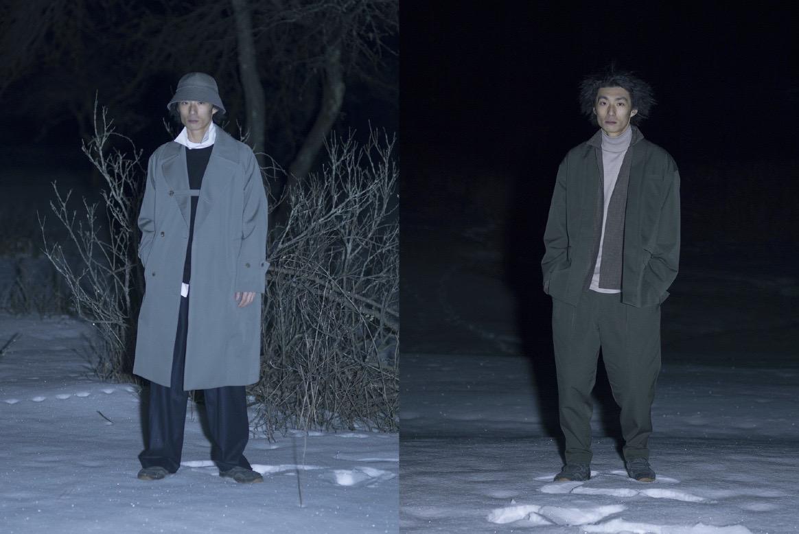 日本の美意識を反映 ULTERIOR 2020年秋冬コレクション発売