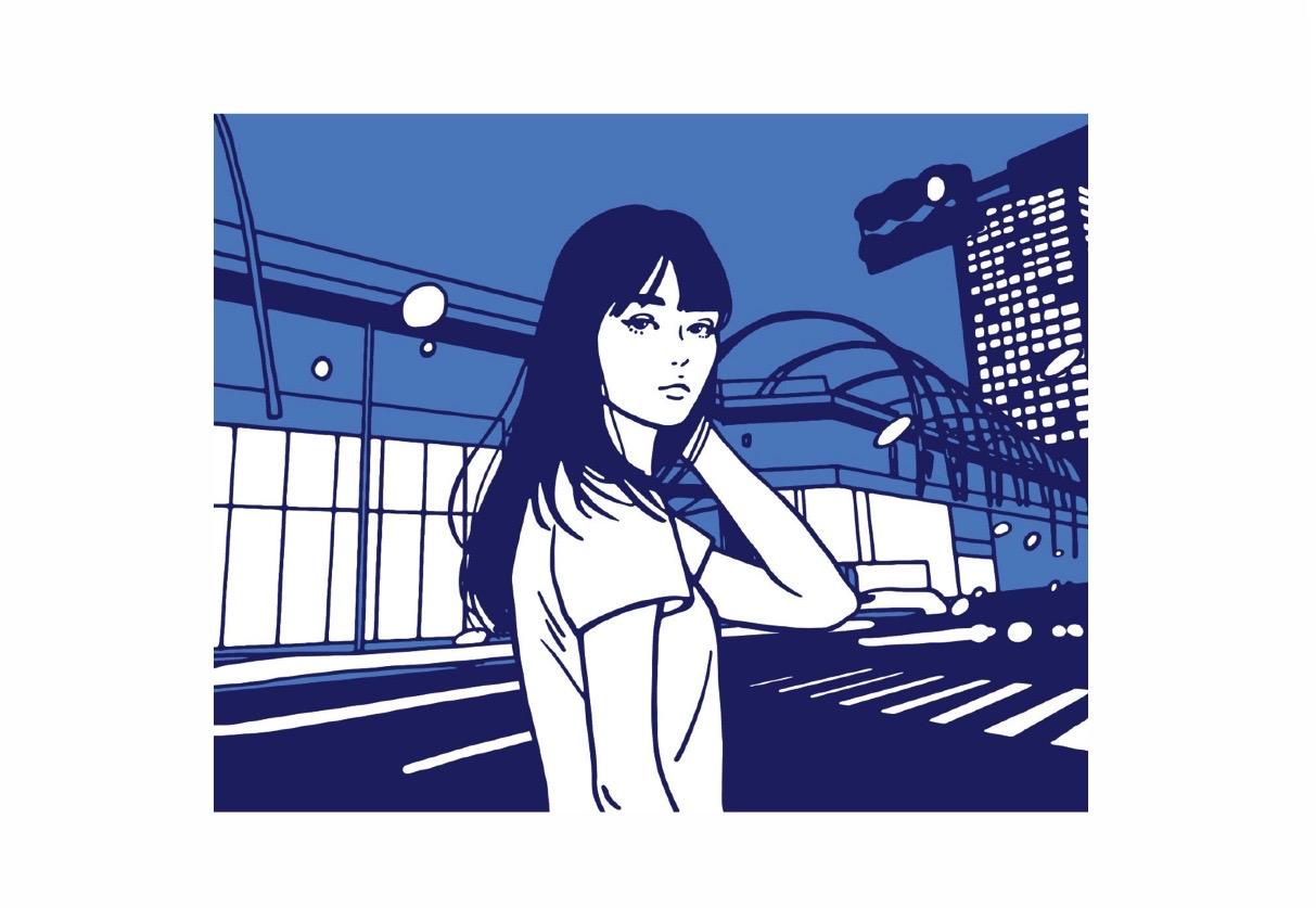 渋谷の新商業施設にアートスペース「SAI」出店 第1弾はアーティストKYNE