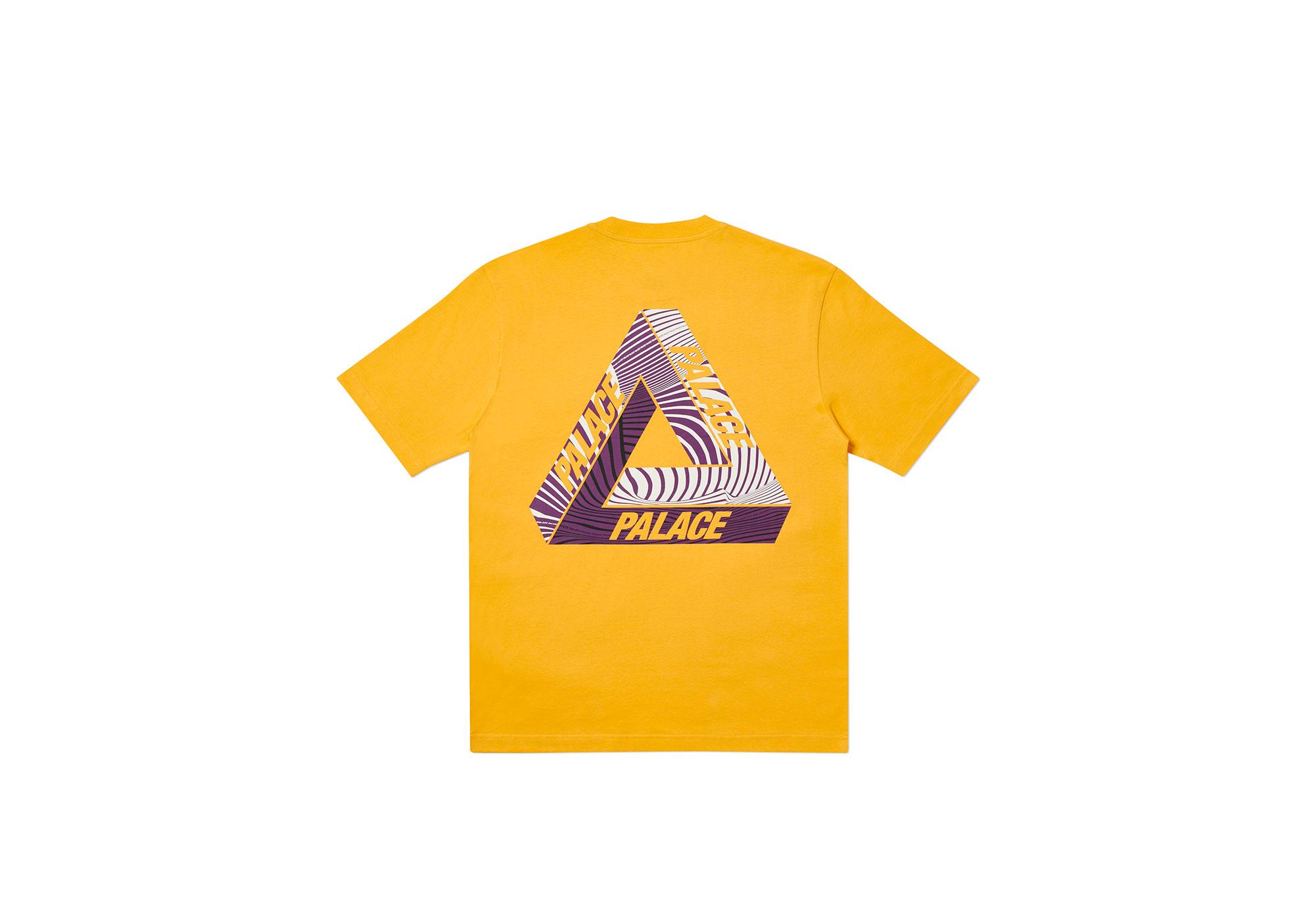 渦模様のTri-Fergロゴをプリント PALACE SKATEBOARDS限定Tシャツ発売