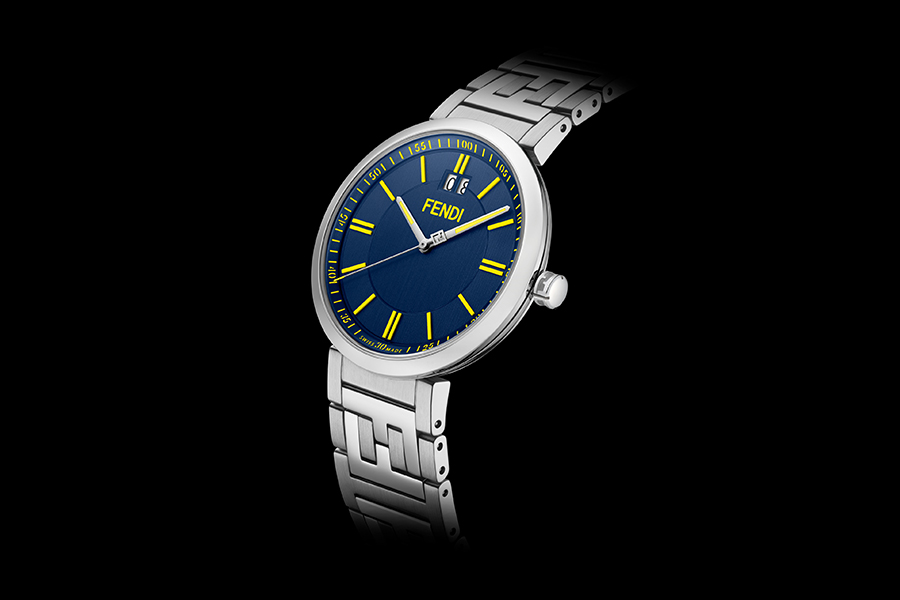 Fendi Timepieces、新作メンズウォッチコレクション発売