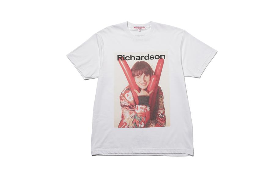 Richardson™️、デイビッド・シムズ撮影によるキャンペーン発表 限定Tシャツも