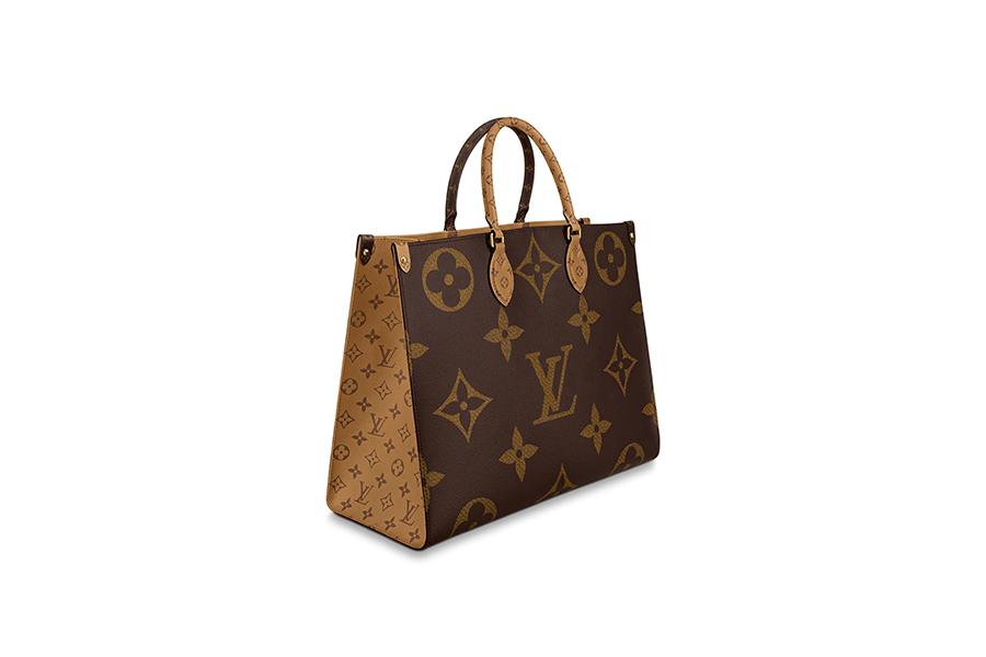 日本古来の絞り染めに着想も<br>Louis Vuittonがビッグトート6型発売