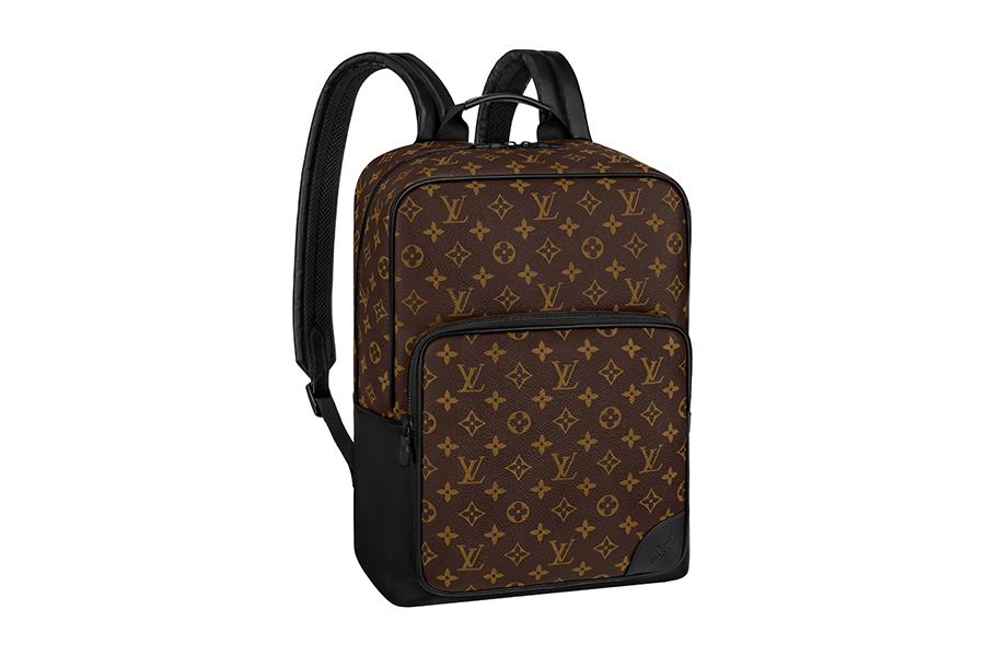 Louis Vuitton、新作メンズレザーグッズライン「モノグラム・マカサー」発売