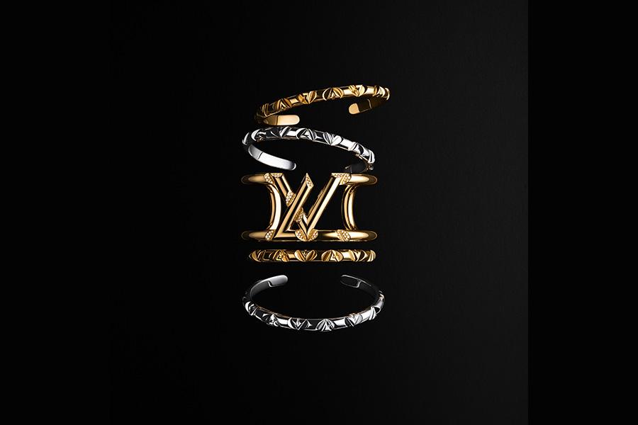 Louis Vuitton、新作ファインジュエリーコレクション「LV Volt」発売