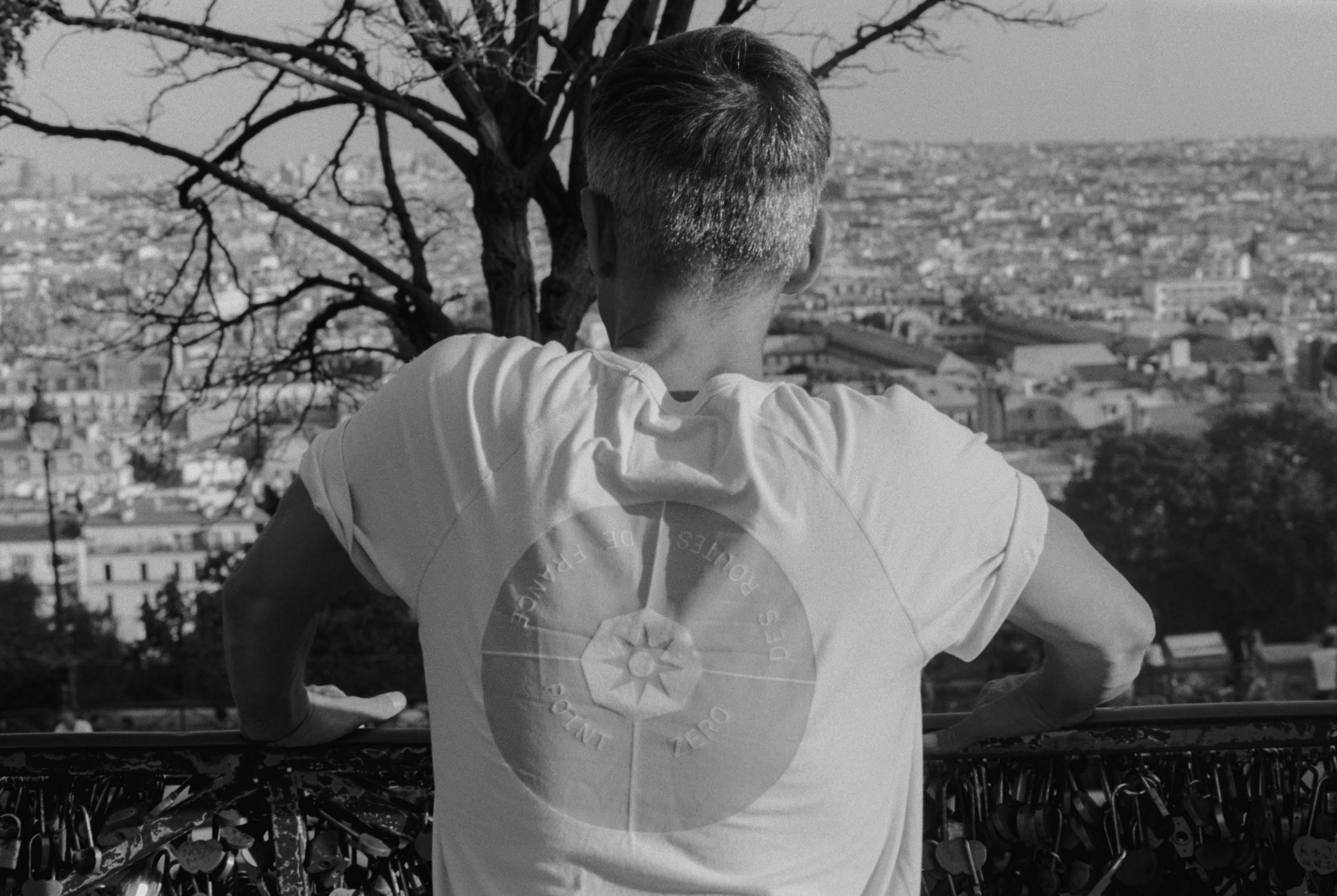 REIGNING CHAMP × ASICS、パリに着想したカプセルコレクション発売