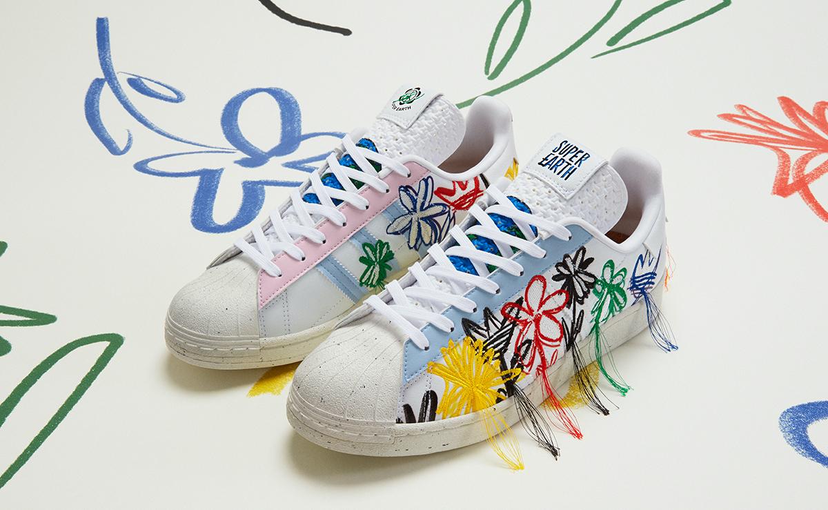 adidas Originalsからショーン・ウェザースプーン監修のヴィーガンシューズ発売