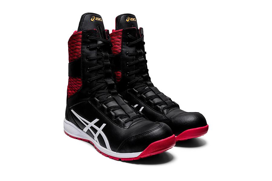 ASICS新作作業靴「ウィンジョブ CP403 TS」発売 足裏の接地感特長