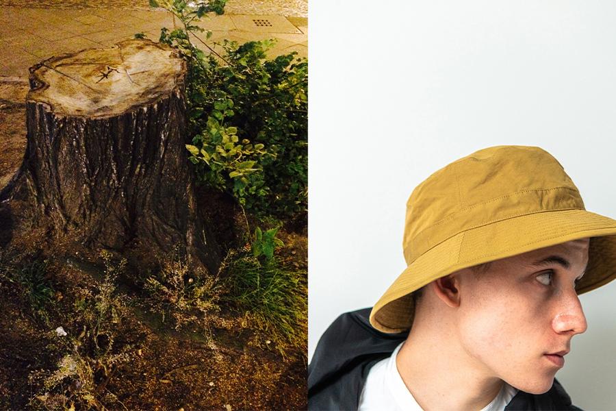 帽子ブランドCOMESANDGOES 2020年 秋冬 シーズンルック公開