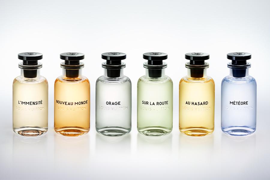 「星のかけら」を彷彿 Louis Vuitton新作メンズフレグランス発売