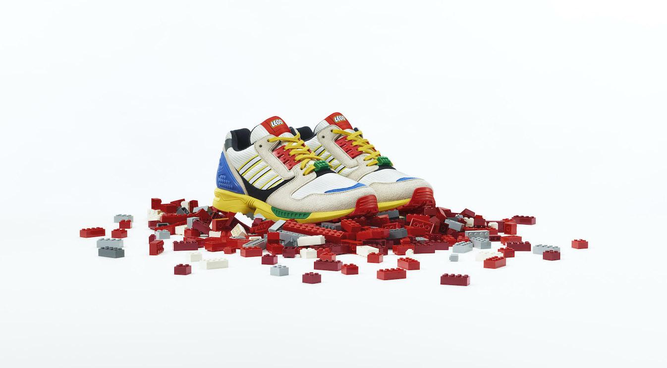 adidas Originals「A-ZXシリーズ」新作はLEGOとコラボ