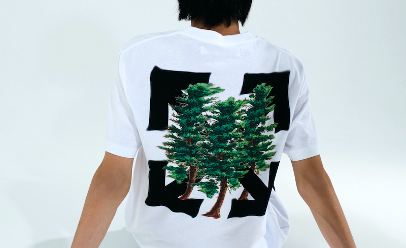 OFF-WHITE c/o VIRGIL ABLOH™、阪急メンズ東京とのカプセルコレクション先行発売