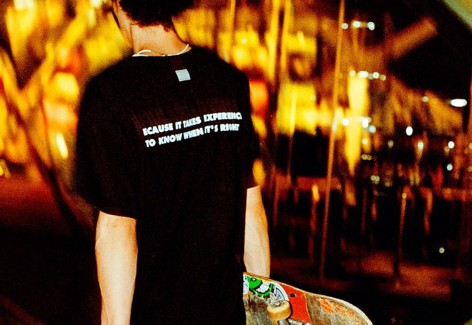 WOOLRICH青山店2周年記念 TANGTANGデザインTシャツ発売