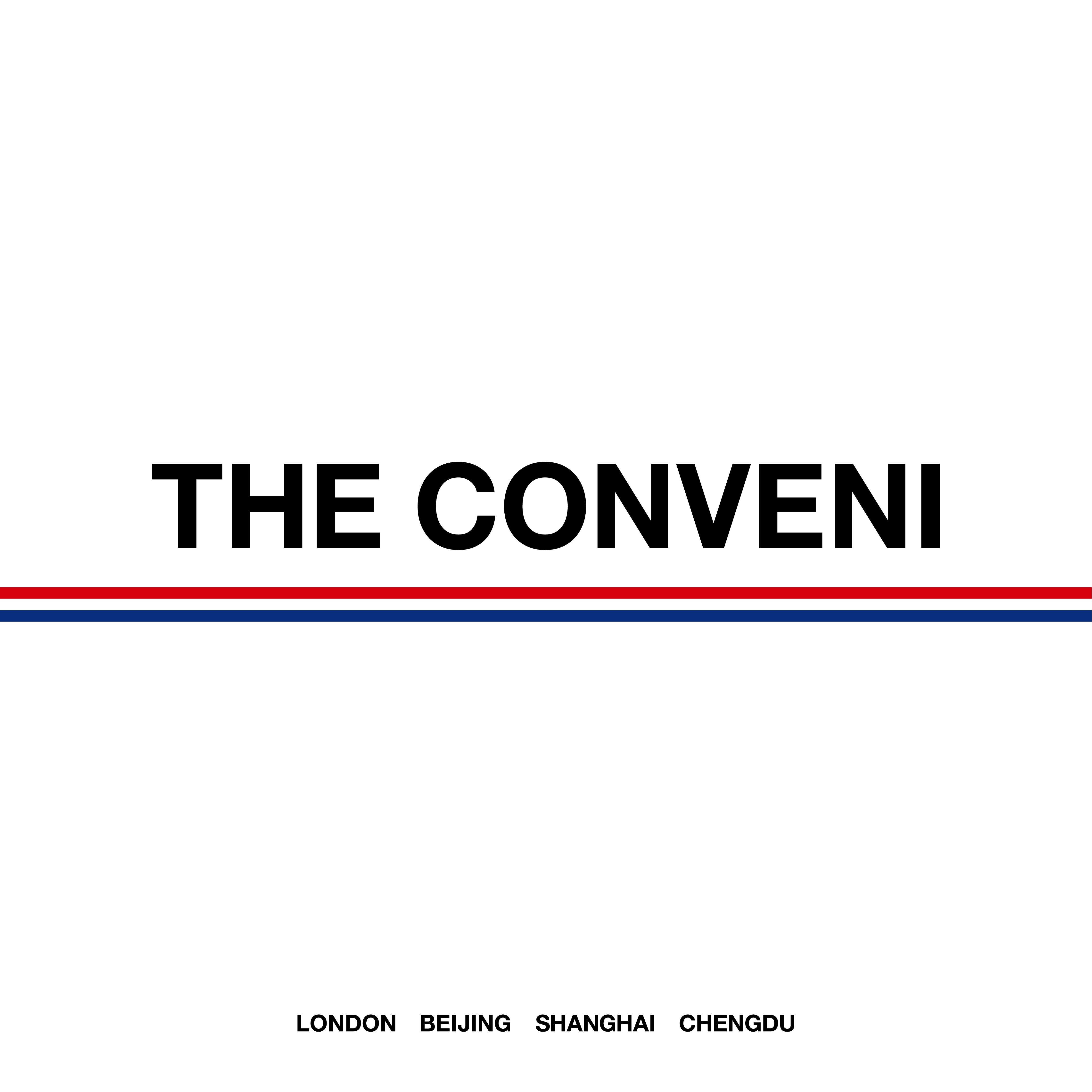 THE CONVENIポップアップ、海外4都市で開催 オンラインストアでも