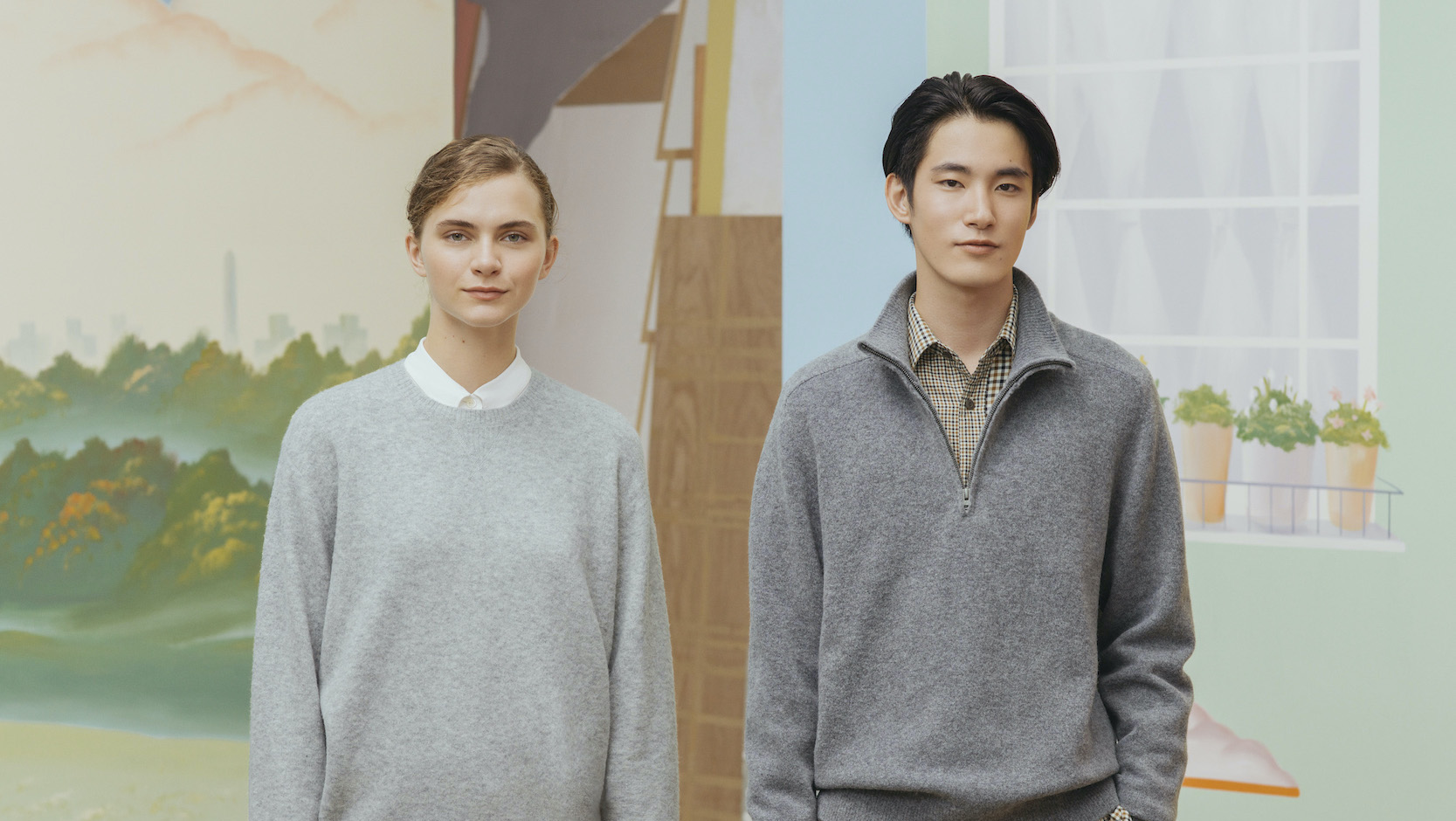 「UNIQLO and JW ANDERSON」2020年秋冬新作