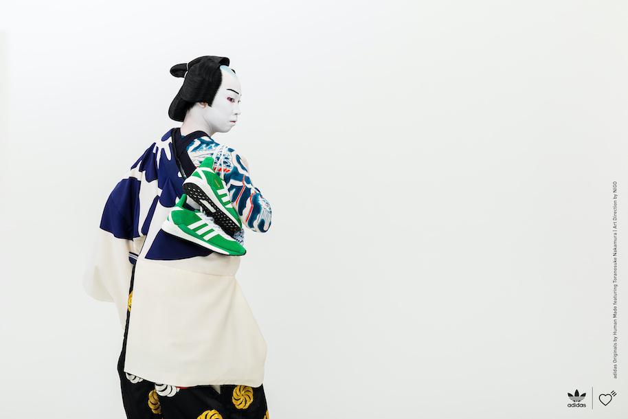 ヘリテージをオマージュ。adidas by HUMAN MADE新コレクション発売