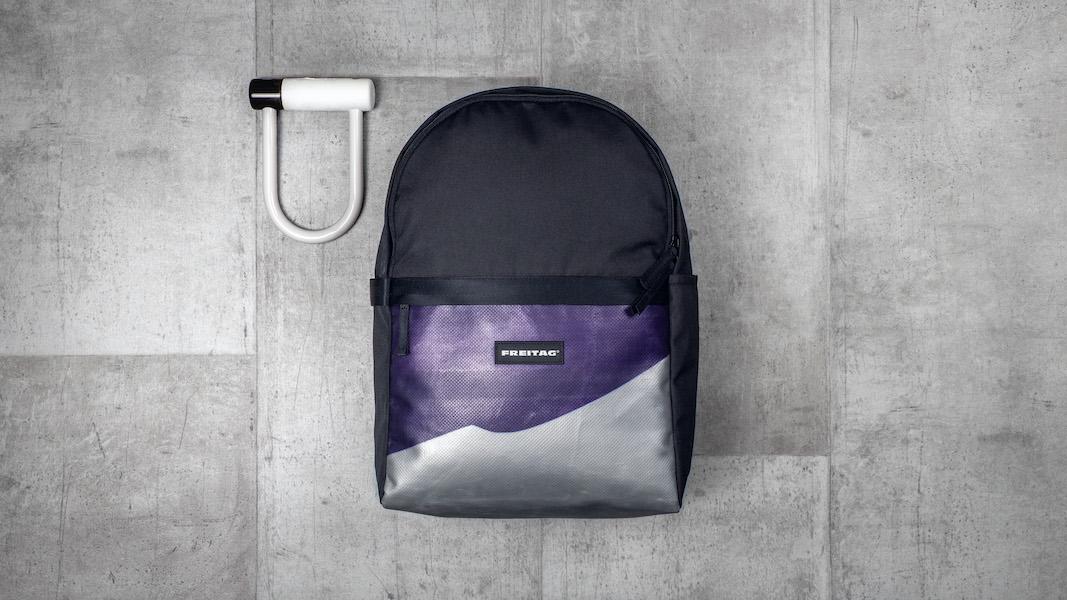 FREITAGが学生向け新作バックパック発売