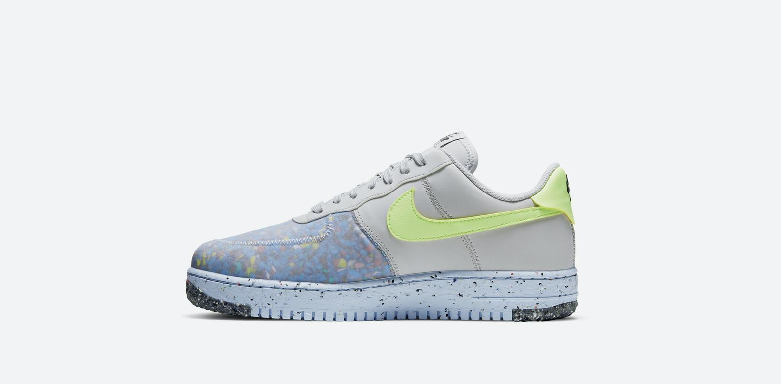 Nike、サステナブル仕様のエアフォース1発売